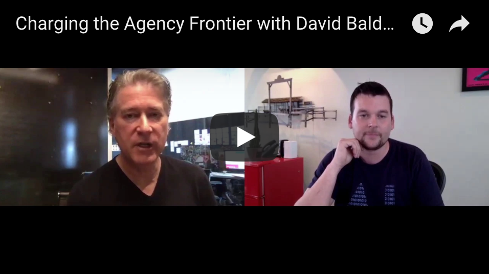 Charging the Agency Frontier w/ David Baldwin